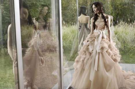 Ethereal Reflection Editorials