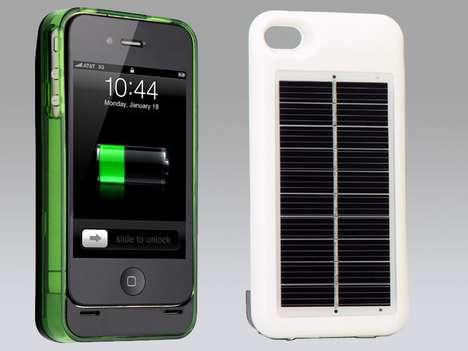 Solar-Charging Cases