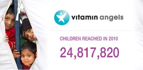 A Bottle of Vitamma Gives 2 Years of Nutrition to 3 Kids