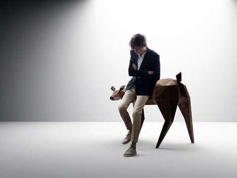 Artistic Animalistic Furniture
