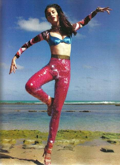 Balancing Act Beauty Shots