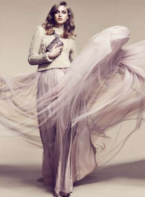 Whimsical Wind-Swept Ensembles