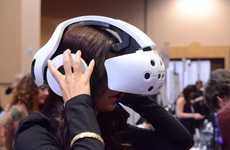Mind-Blowing Melon Cases - The Sensic 'SmartGoggles' Debuted at CES 2012