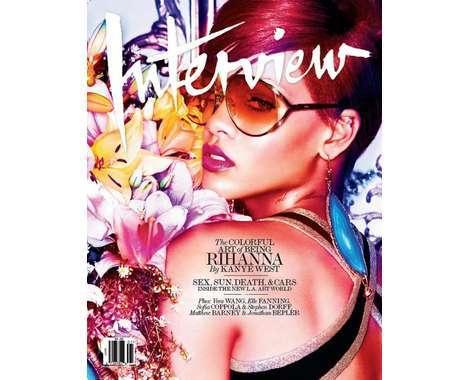 73 Evocative Interview Magazine Features