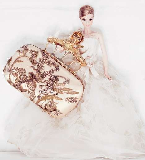 The Interview Magazine 'Box Set' Stars Clutch-Toting Barbies