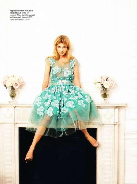 Precious Parisian Princess Dresses