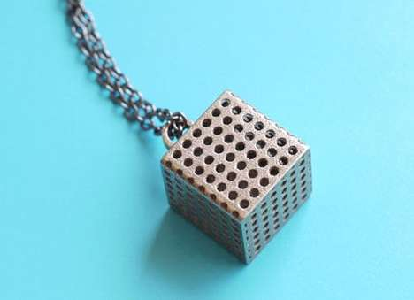 Adorable Architectural Jewelry
