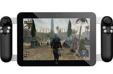 High-Powered Gaming Handhelds - Project Fiona is a Tablet for Serious Gamers