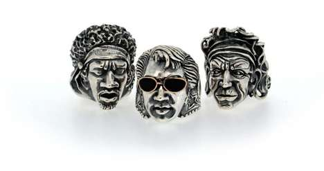 Rock Icon Jewelery - Manuel Bozzi Creates a Legendary Collection
