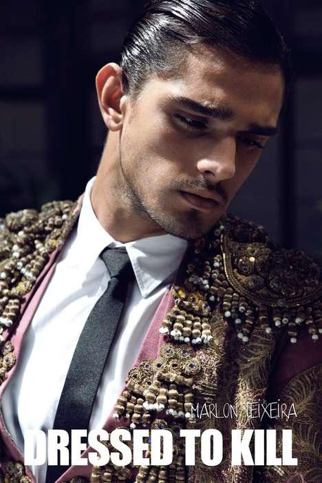 Textured Matador Jackets
