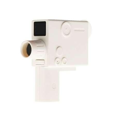Retro-Inspired Digital Camcorders