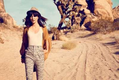 Hipster Desert Captures