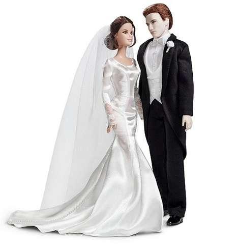 Vampire Wedding Dolls