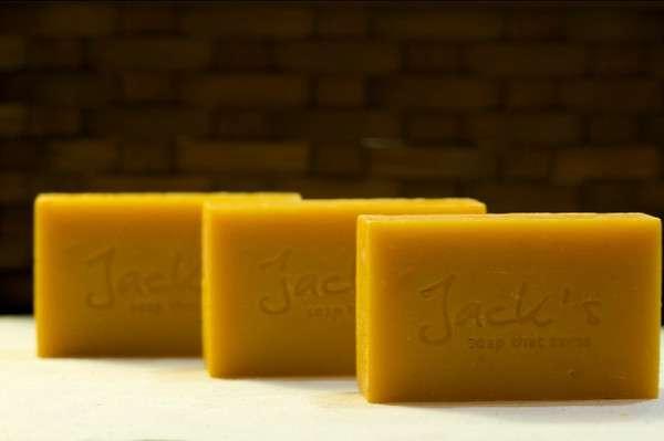 Life-Saving Suds : Jack's Soap