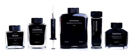 Elegant Antidote Branding