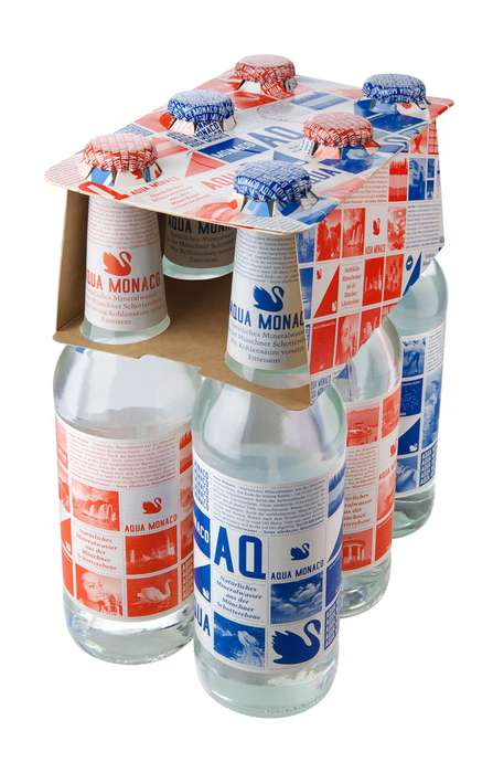 The Timo Thurner Packaging for Aqua Monaco is German
