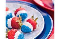 10 Edible Patriotism Products - From Presidential Coffee to Flagged Foodie Cakes