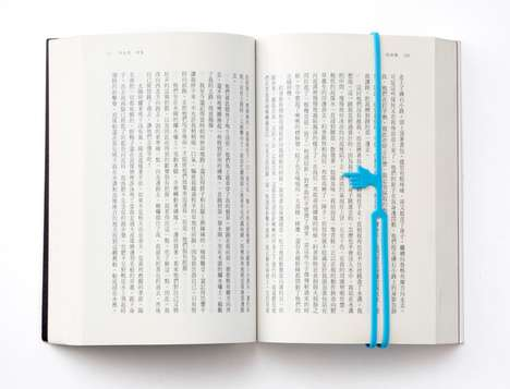 Handy Neon Bookmarks