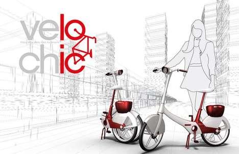 Non-Biker Concept Bicyles