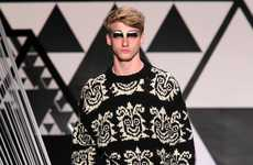 Futuristic Tribal Menswear