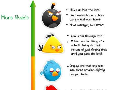 Avian App Infographics