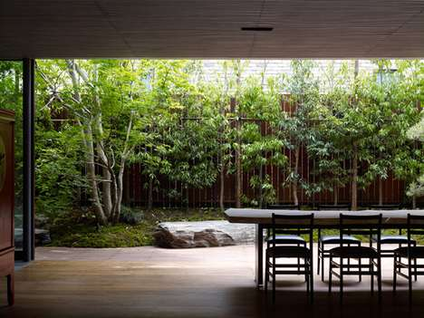 Tokyo's House S Features a Garden on Each Level of the Home