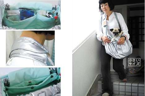 Pooch-Protecting Purses