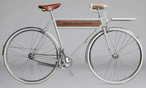 Silver Cargo Bicycles