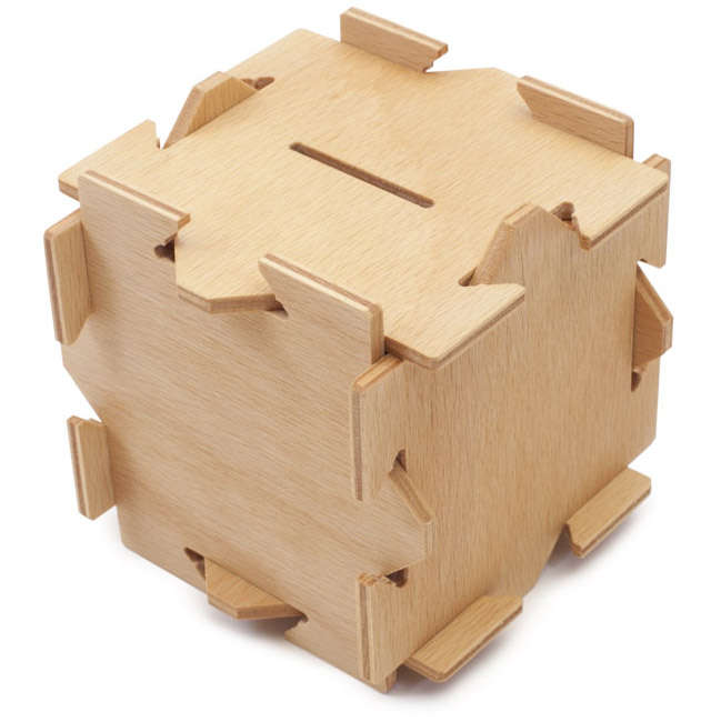Plywood Puzzle Furnishings