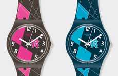 Swiss Olympian Timepieces - Swatch Originals Olympic Games Collection Gets Stylish for London 2012