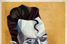 Contemporary Cubist Portraits