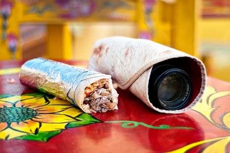 Burrito Camera Disguises