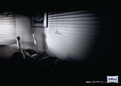 Sleeping Rocker Ads