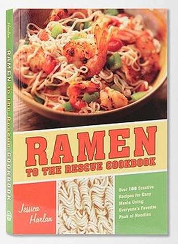 Instant Noodle Recipe Books
