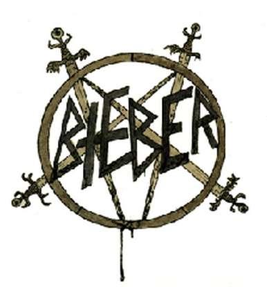 Ironic Metal Music Emblems