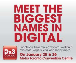 Digital Canadian Conferences (SPONSORED) - Dx3 Canada is Set to be the First Event of its Kind