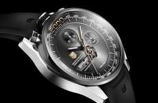 Unreadable Luxury Watches