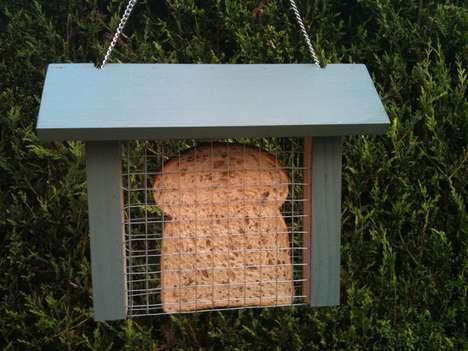 Baked Avian Eating Stations
