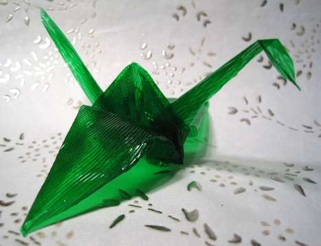 Creative JELL-O Origami by My Jello Americans