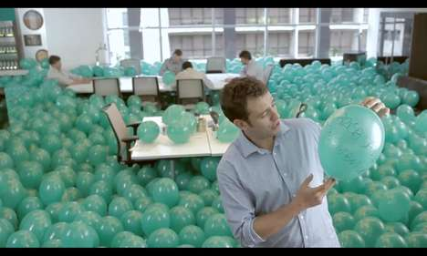 Heineken's 'Like for Balloon' Friend Finding Tactic Lifts Of