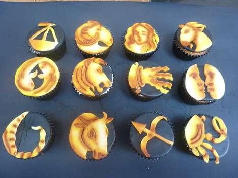 Sweet Stargazing Cakes