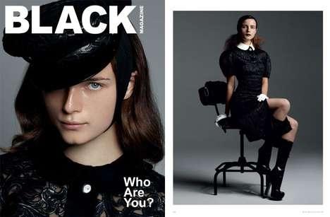 Dark Darling Fashion