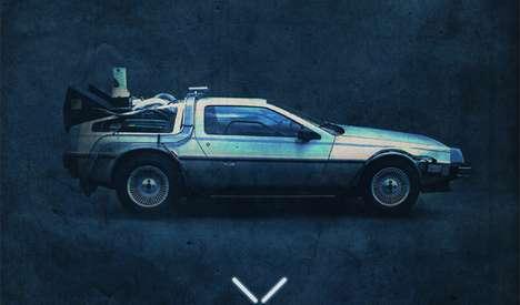 Faux Vintage Automobile Ads (UPDATE)