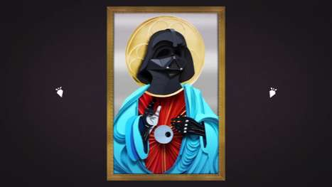 Religious Villain Art