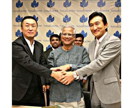 16 Muhammad Yunus Features