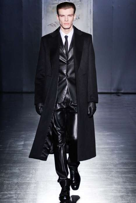 Jil Sander FW 2012 Show Debuted at Milan Men's Fashion Week