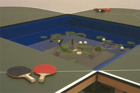 Tranquil Table Tennis