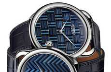 Marquetry Watch Faces