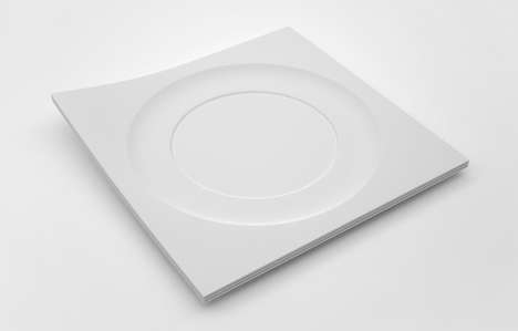 Quirky Imprinted Platters