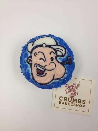 Cartoon-Clad Cakes
